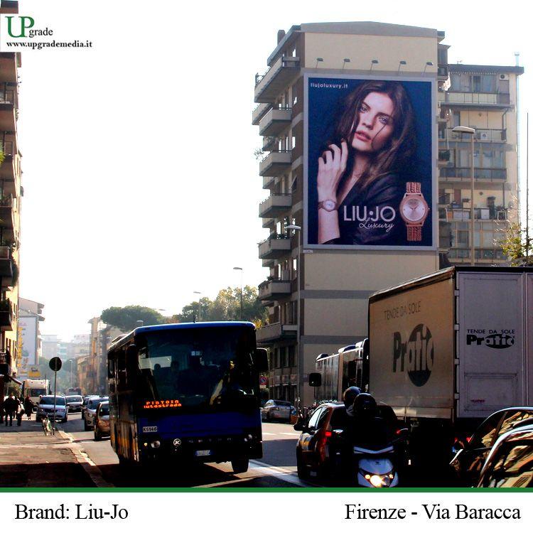 Brand: Liu-Jo - Firenze Via Baracca #Liu-Jo #liujo #abbigliamento #italia #firenze #adv #advertising #media www.upgrademedia.it