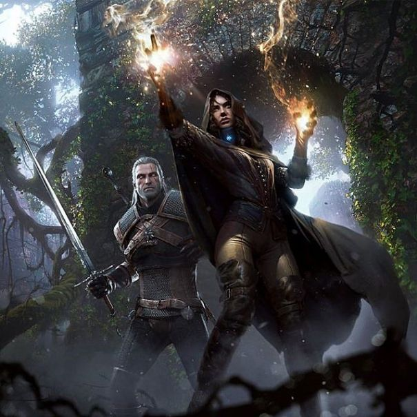 Ecco Un Nuovo Artwork Per The Witcher 3 Wild Hunt News Pc Ps4