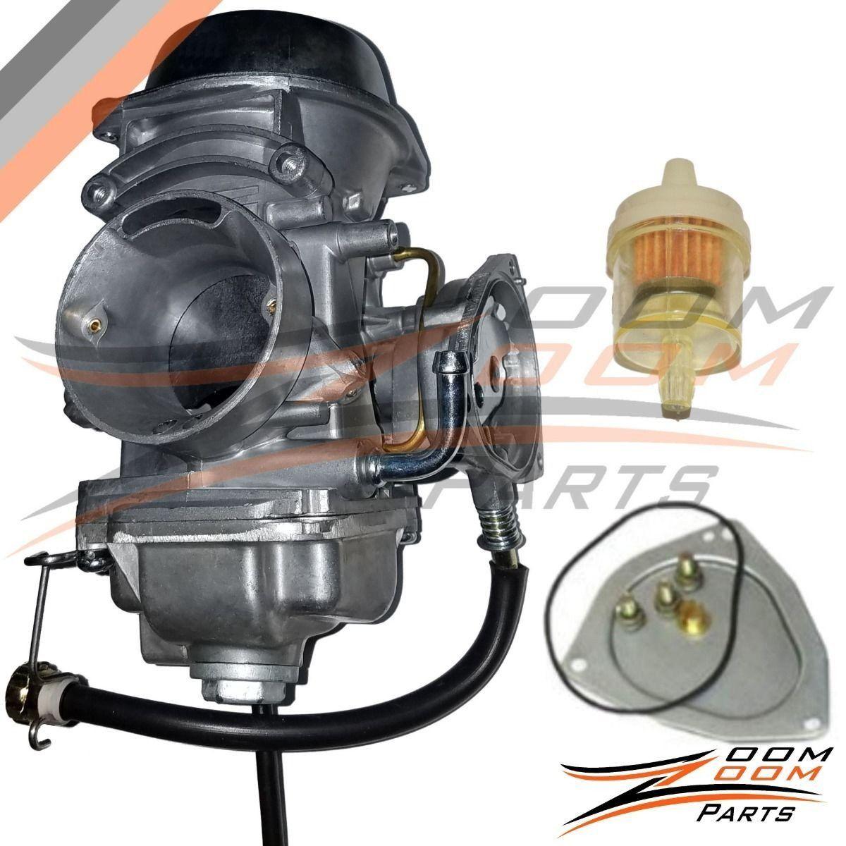 Carburetor Polaris Sportsman 500 4x4 Ho 2001 2005 2010 2011 2012 Carb Free Fedex 2 Day Shipping Zoom Zoom Parts Carburetor Sportsman 4x4