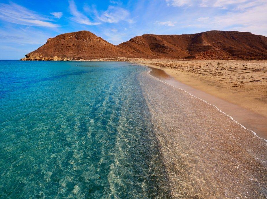 Rodalquilar Playazo Beach Mejores Playas De Andalucia Mejores Playas España Playas España
