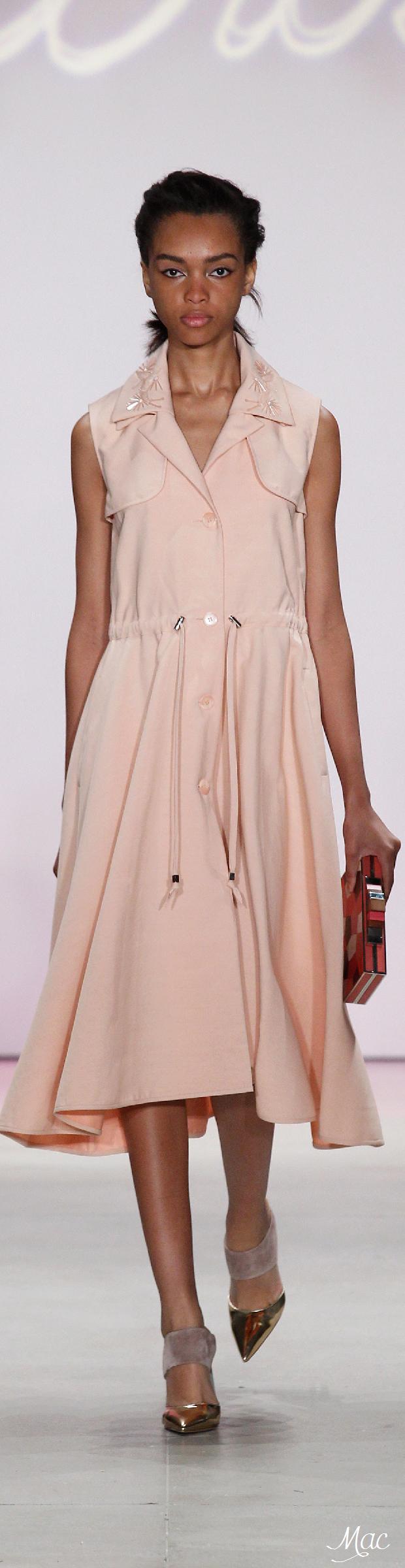 Spring 2016 Ready-to-Wear Lela Rose | LELA ROSE | Pinterest ...