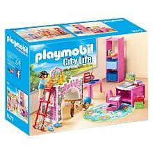 Playmobil Frohliches Kinderzimmer 9270 Playmobil Kinder Zimmer Kinderzimmer