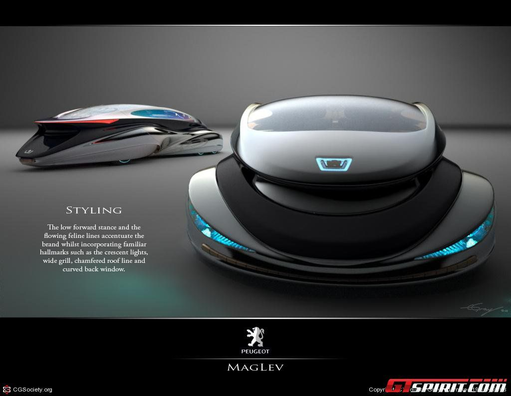 peugeot maglev | ★ Concept Vehicles - Cars, Motorcycles, Jets ...