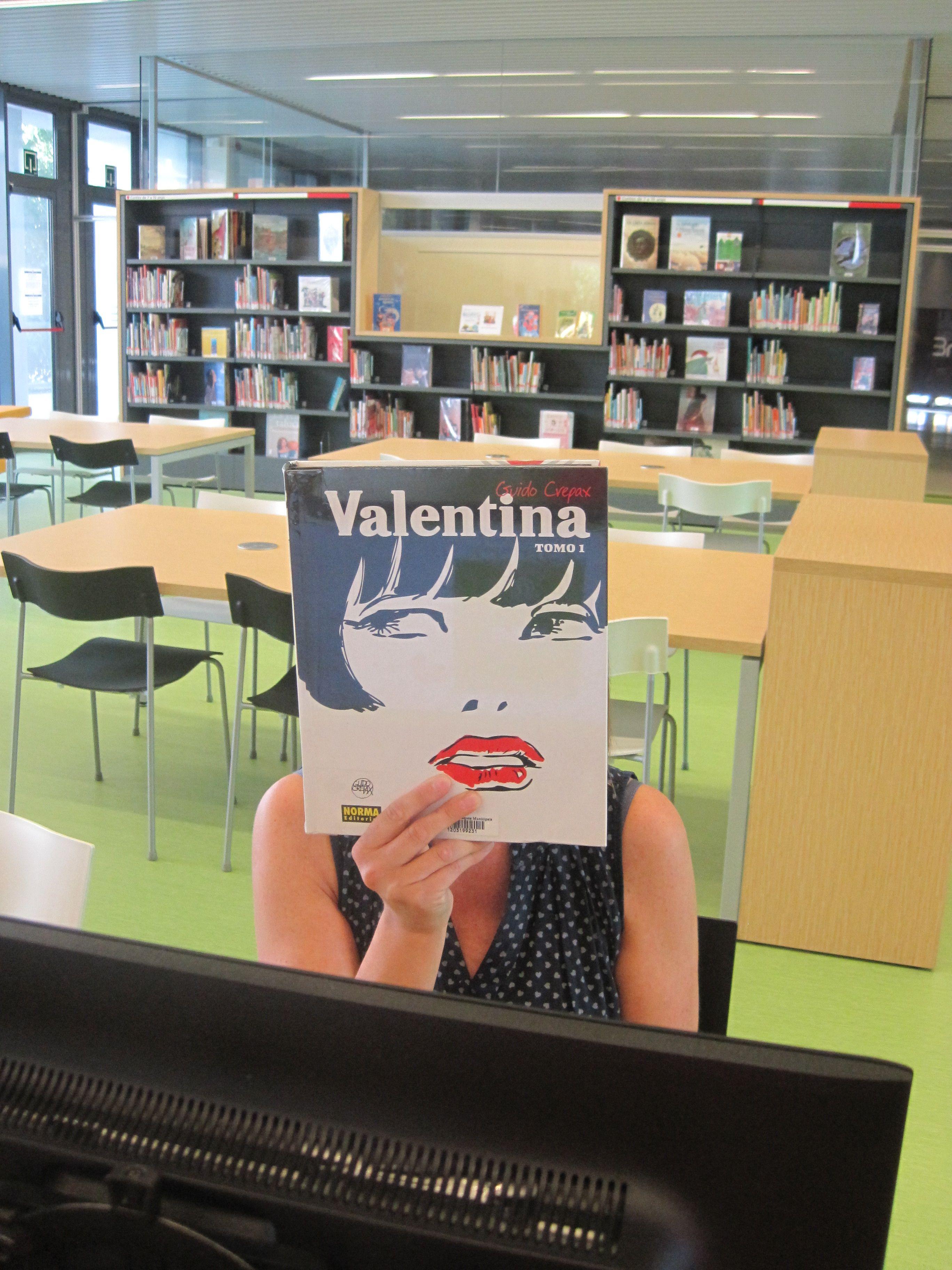 #Bookfacefriday. Biblioteca Martorell