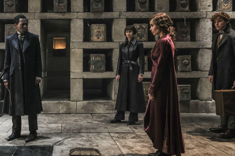 Fantastic Beasts The Crimes Of Grindelwald Leta Lestrange Is