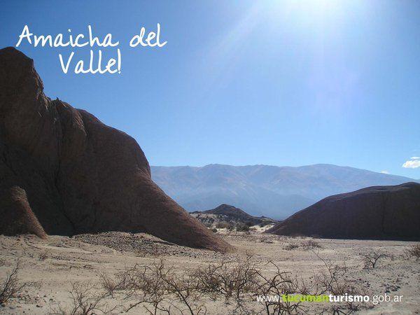 Tucumán te espera con todo lo mejor para vos, vení y disfrutá de los maravillosos paisajes!  http://www.tucumanturismo.gob.ar #SentíTucumán!