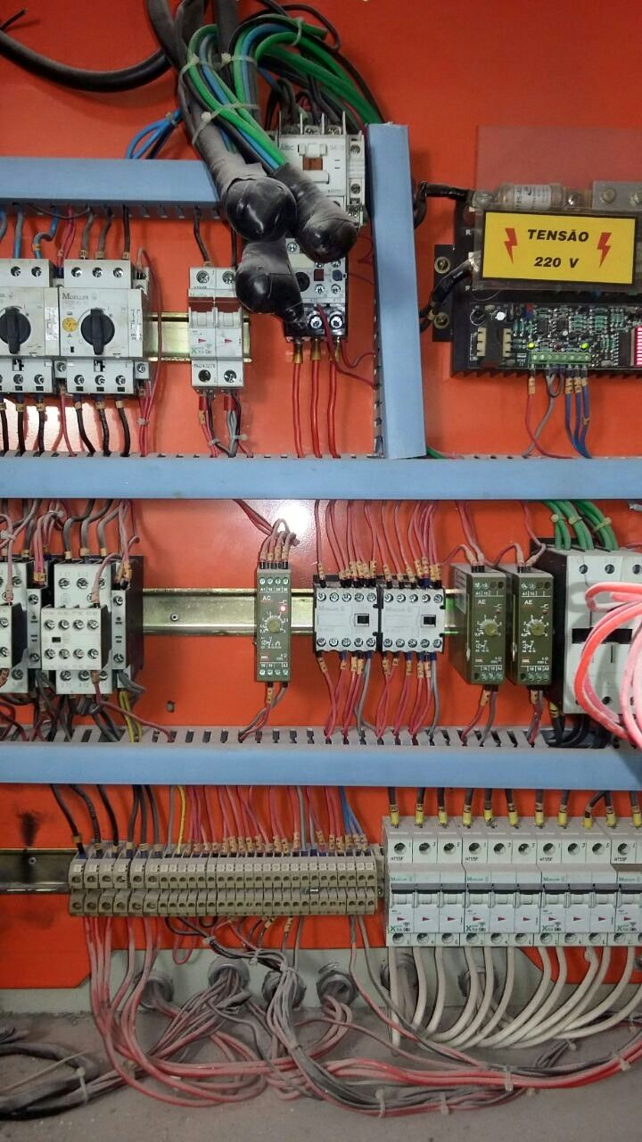 Pin By Electrical Technology On Pinterest Enclosures Basic Wiring For Motor Control