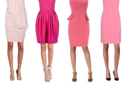 what shoes to wear with light pink dress shoes for