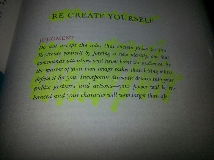 48 Laws Of Power Quotes 48 Laws Of Power  Re Create Yourself  Book Highlights  Pinterest