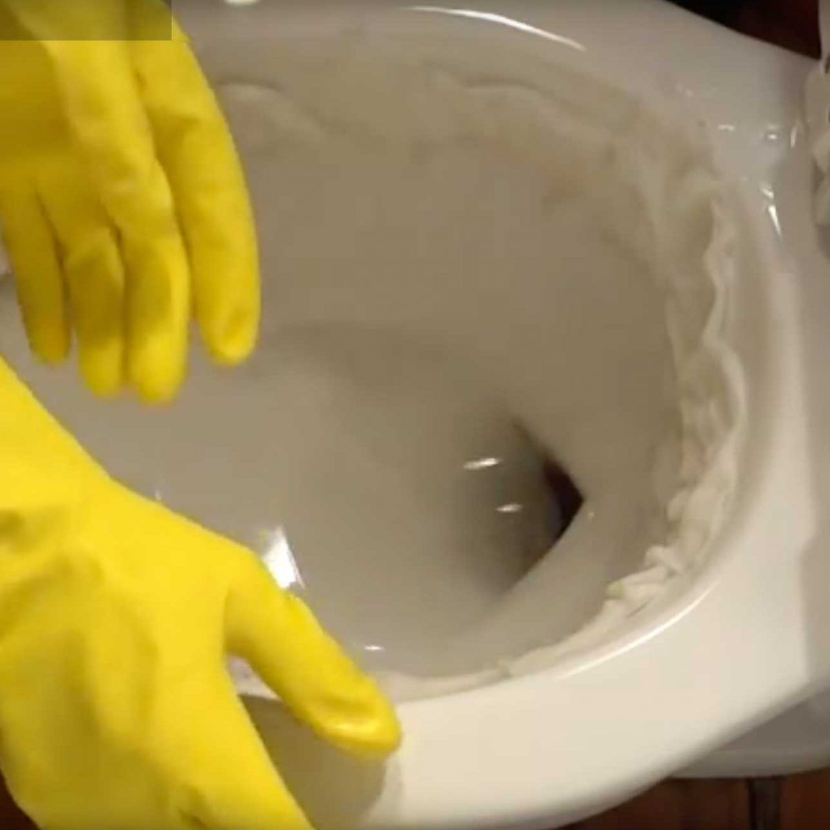 How To Remove Hard Water Stains From Toilet Bowl Hard