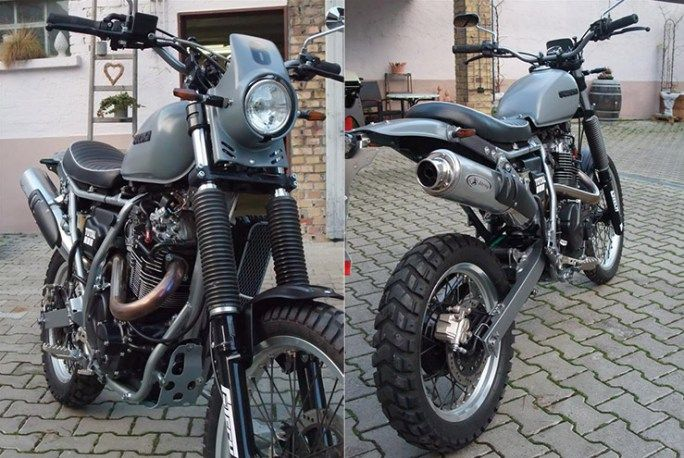 suzuki dr 800 big customs projet dr 800 motorcycle. Black Bedroom Furniture Sets. Home Design Ideas