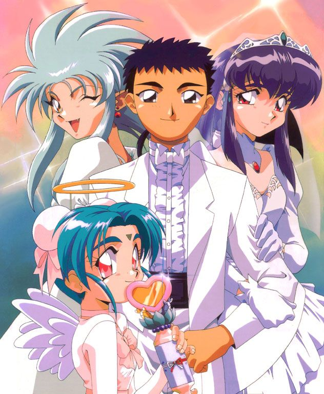 Image result for Tenchi Muyo