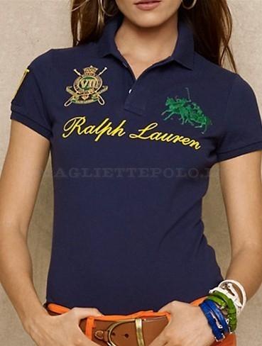 Comprare Polo Online Ralph Lauren Donne Classic