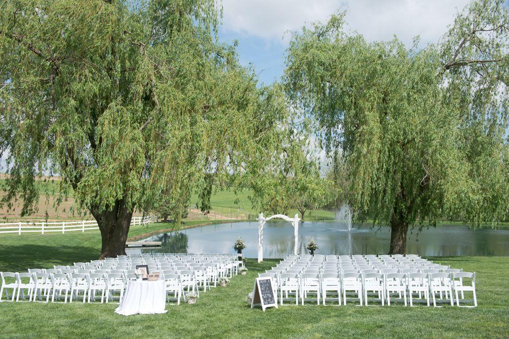 Pond View Farm Wedding Maryland Photographer Marlayna Photography
