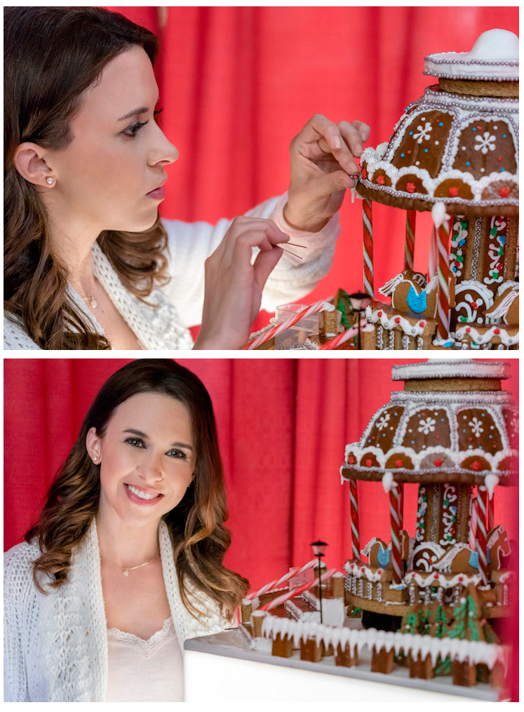 The Sweetest Christmas.The Sweetest Christmas Kylie Watson Lacey Chabert Makes
