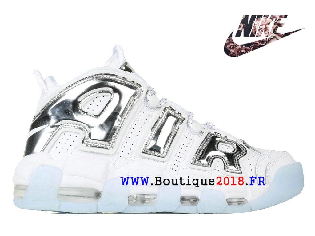 Nike Air More Uptempo Chrome 917593-100