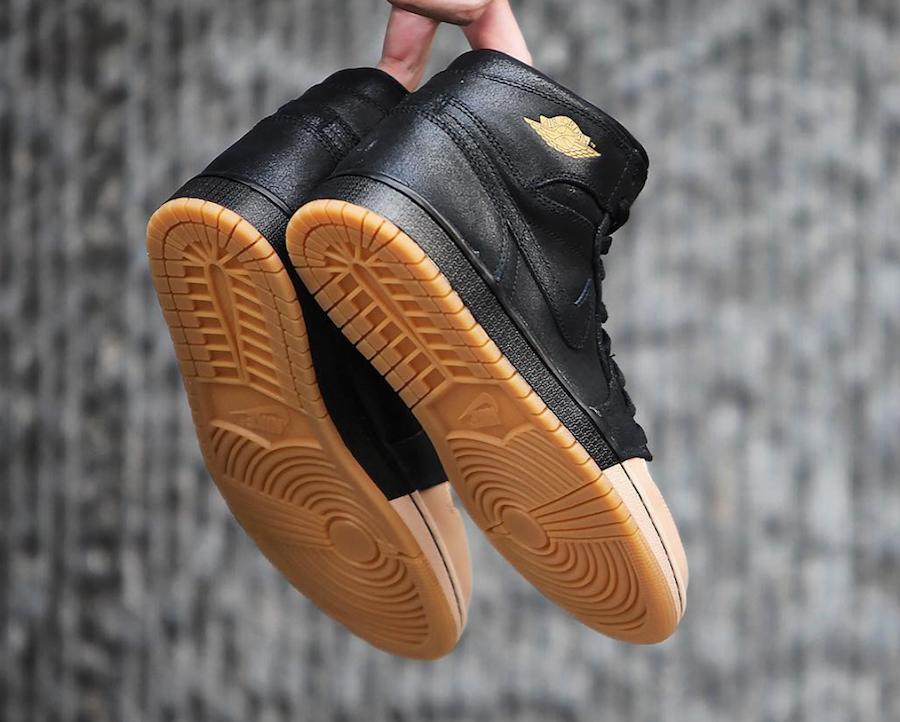 2ee07a01158a Air Jordan 1 Tan Dipped Pack