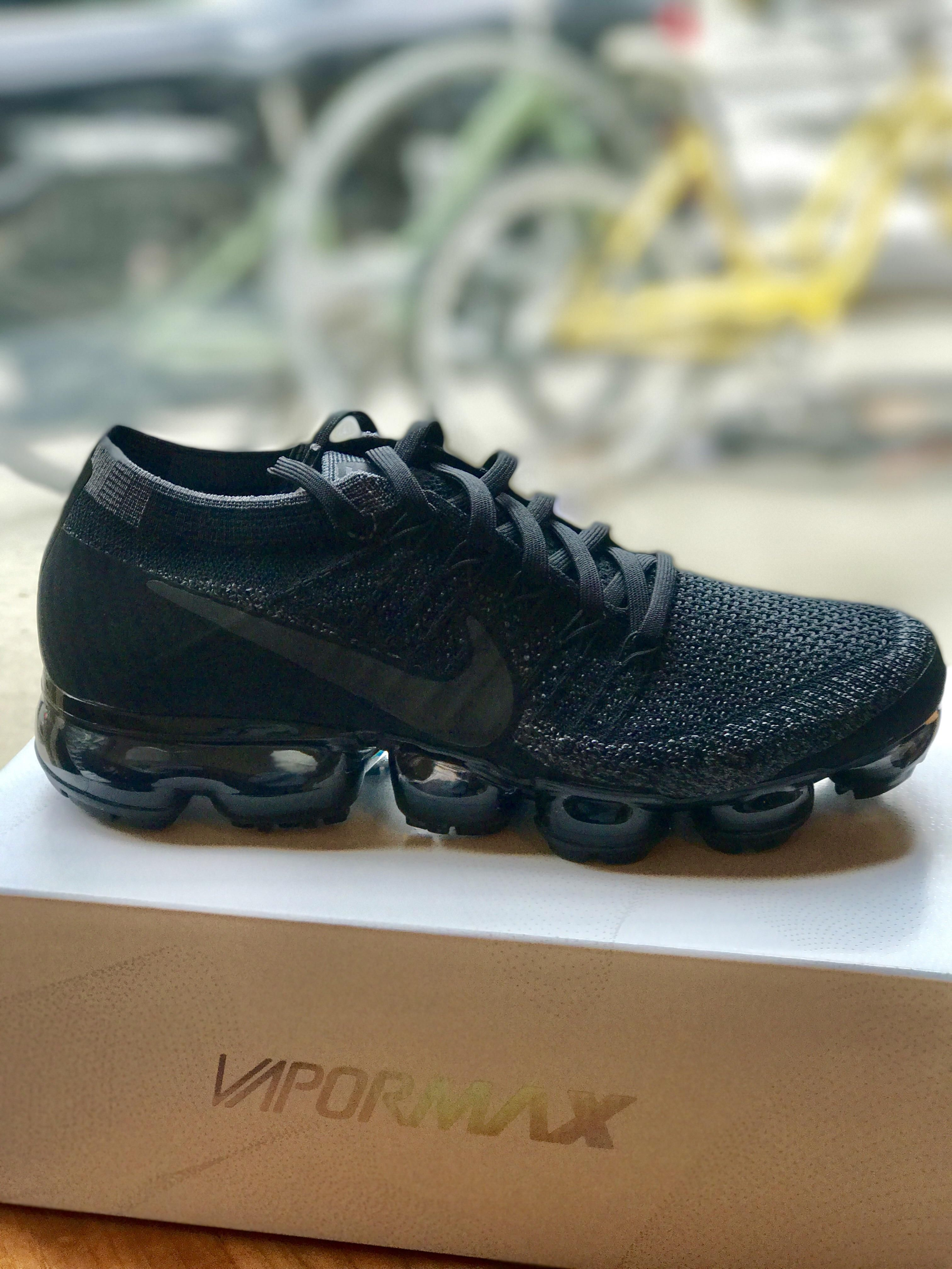 fca3001d9bec  LPU  Nikelab Vapormax - Triple Black- was not expecting this to be such a  hard cop