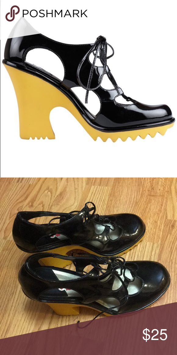 Payless shoes, Isabel toledo, Oxford shoes