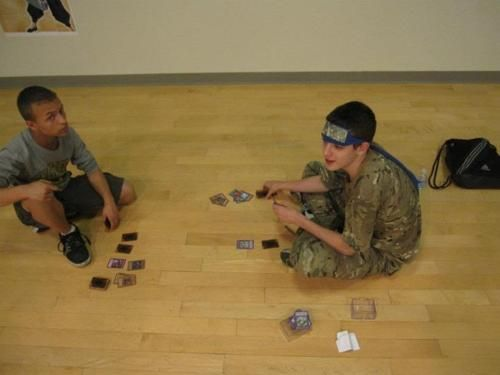 Games everywhere at Sachem Cosplay Party