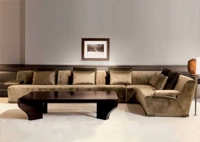 Nirmal sectional sofa by tondelli arredamenti s e a t i for Tondelli arredamenti modena