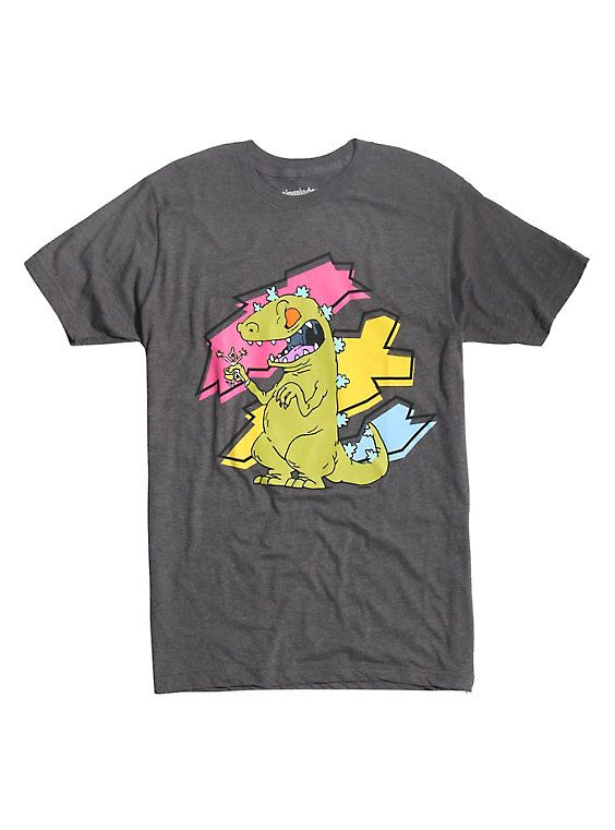 de4a99923 Rugrats Reptar Shreds T-Shirt | Geek Shopping Sites | Fashion ...