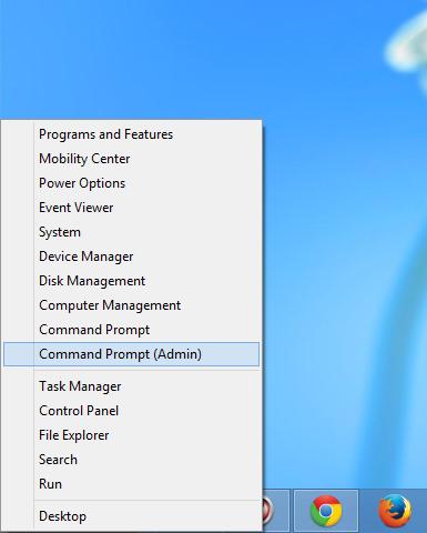 Errors 80070020, 80073712 and 0x800f081f on Windows 8 1