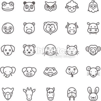 Learn To Draw With Easy Steps With Images Animal Icon Baby