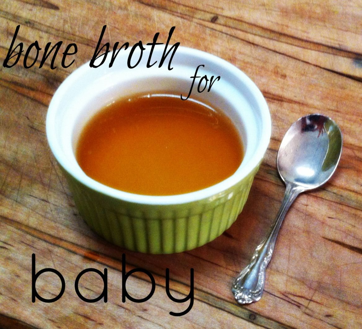 broth for baby