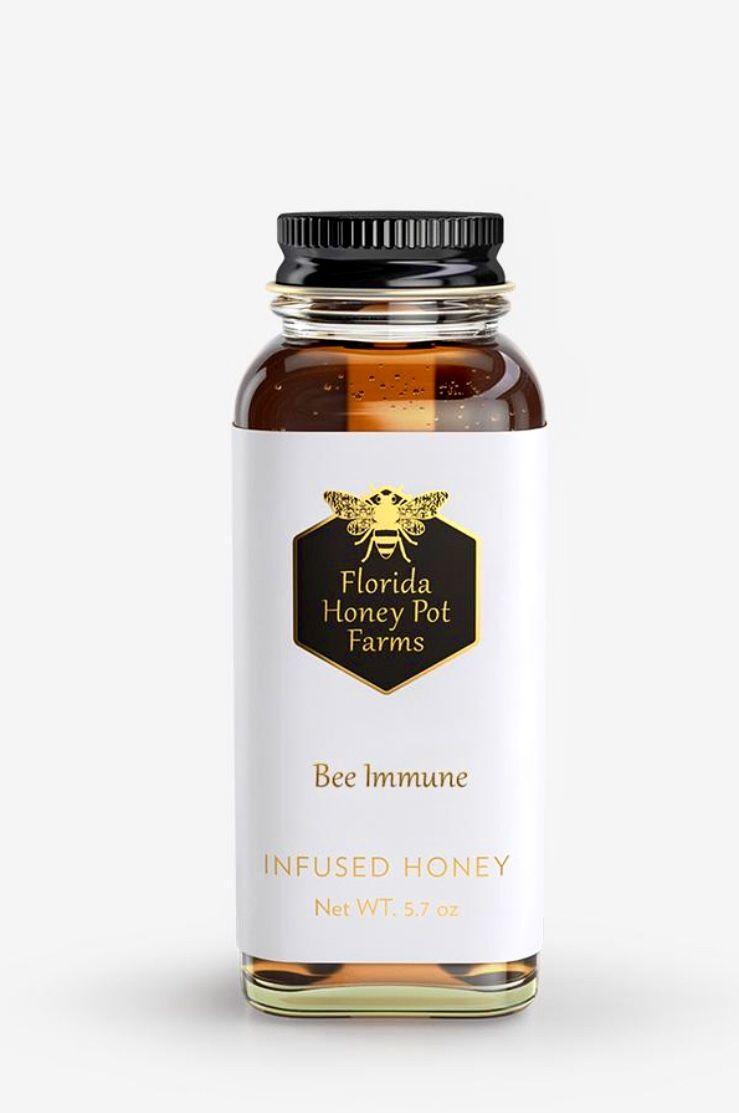Florida Honey Pot Farms: CBD Infused/Terpene Enhanced Honey