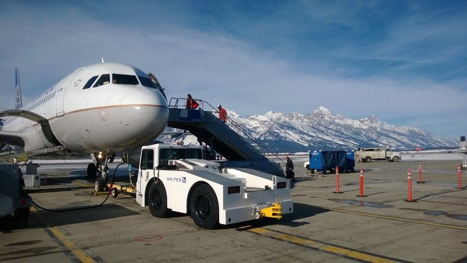 flights from dca to jackson hole wy