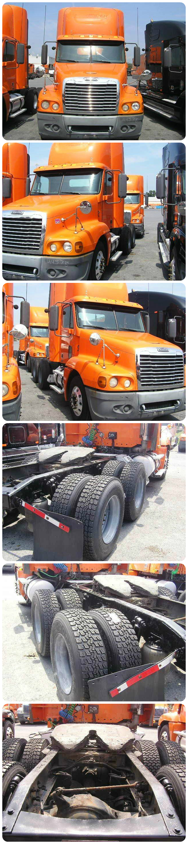 Clearancesale 06 Freightliner C120 Day Cab W 621k Miles Was 26 800 Now 22 780 Save 4 020 Used Trucks Freightliner Used Trailers For Sale