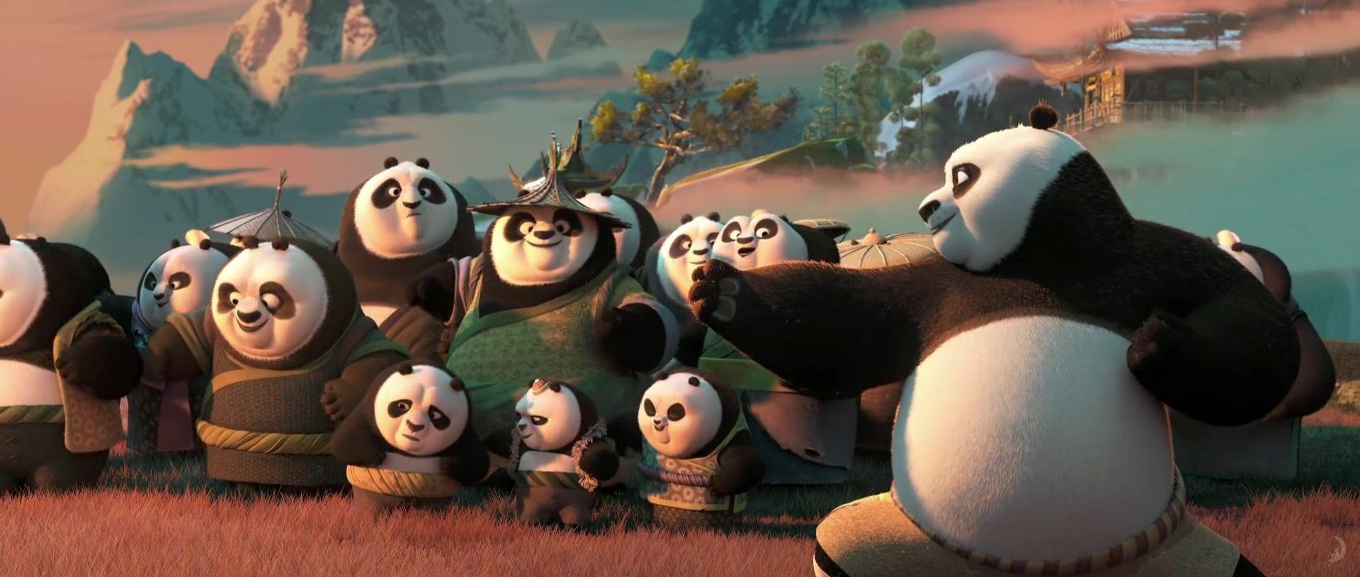 Pin By Hwa Chin Hsu On 2d Scenery Pinterest Kung Fu Panda Panda