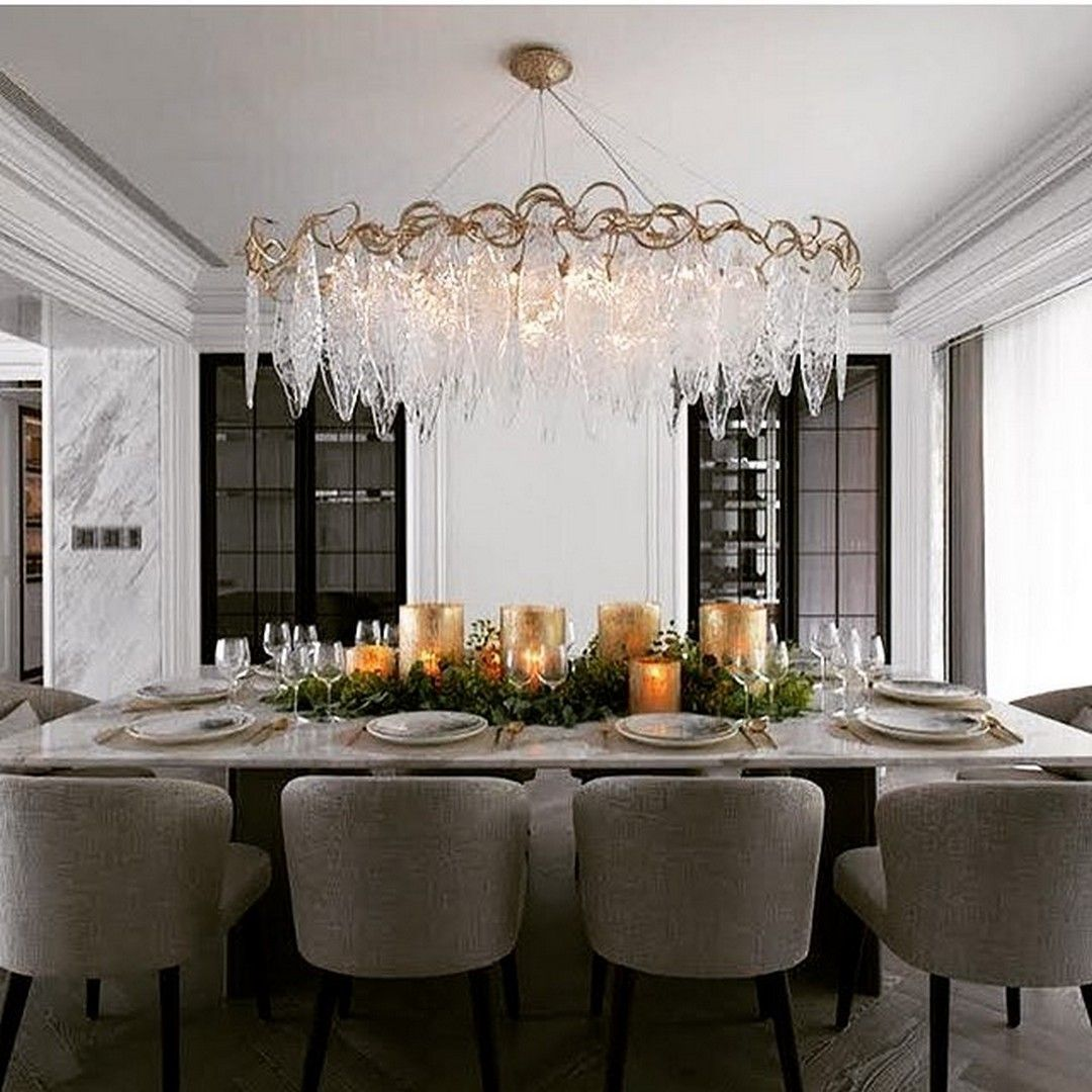 30 Dining Room Decorating Ideas: 30 Beautiful Scale And Proportion Interior Design Ideas