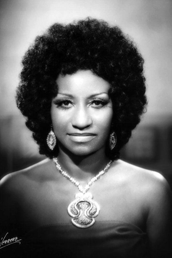 29 Gorgeous Celia Cruz Photos To Remember The 'Queen Of Salsa'