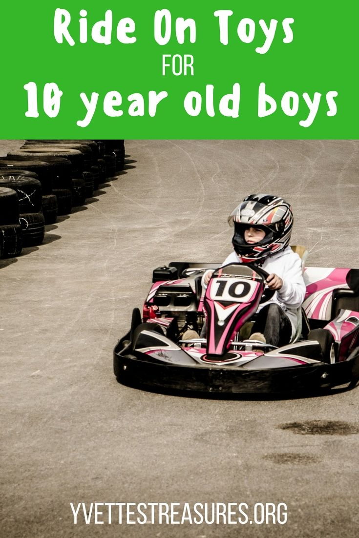 19 Of The Best Ride On Toys For 10 Year Old Boys   10 year ...