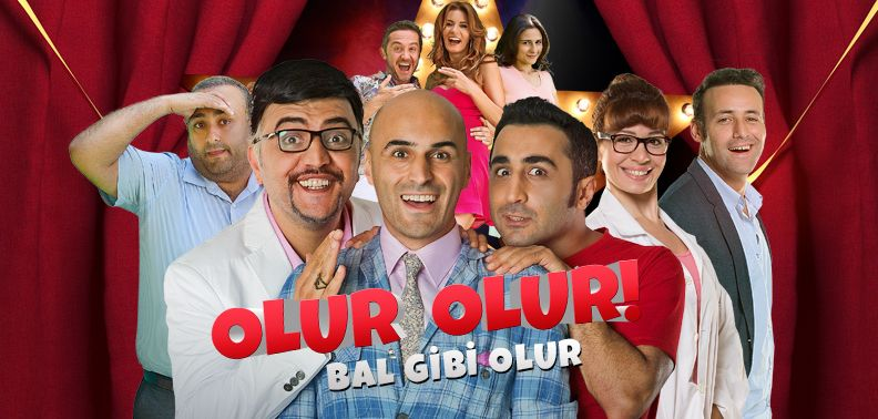 20.11.2014 - OLUR OLUR BAL GİBİ OLUR | Teaser http://www.af-media ...