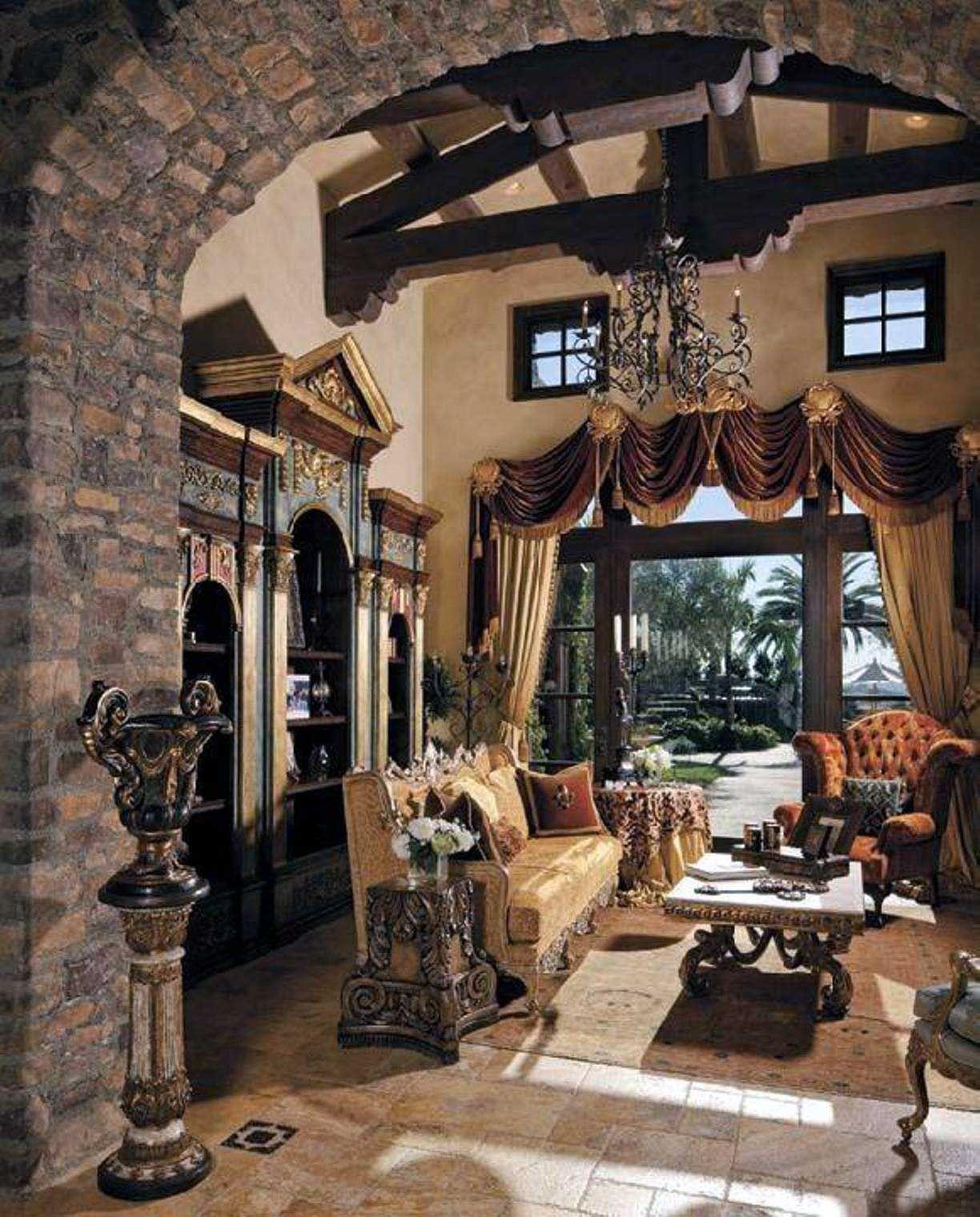 51 Calm Artistic Tuscan Interior Design Tuscan Living Rooms Tuscan Design Mediterranean Home Decor