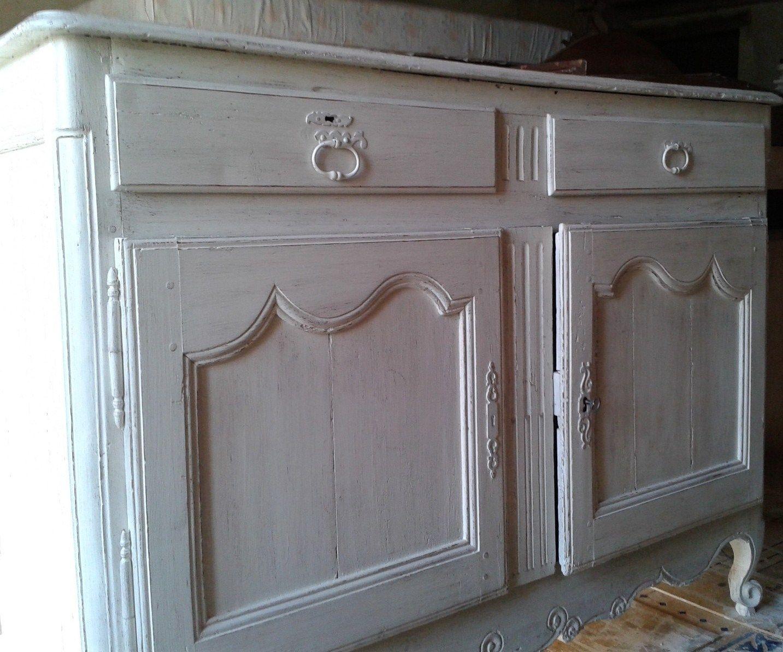 ancien buffet patine ficelle meubles patin s au c ur d. Black Bedroom Furniture Sets. Home Design Ideas