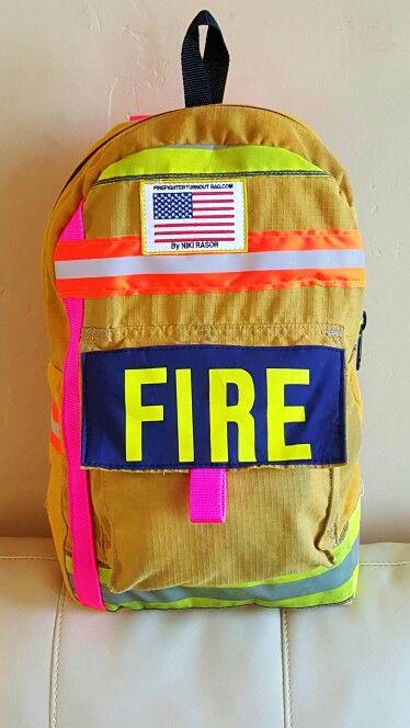 FIREFIGHTER BACKPACK WWW.FFTOB.COM Junior Backpacks, Boys Backpacks, Fashion eda6468d27