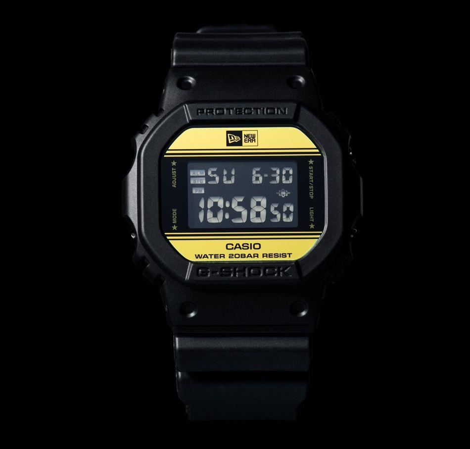 G Shock Dw 5600ne 1 X New Era Collaboration Model Limited Casio Gshock Original Gd 100ms 3er Colorway