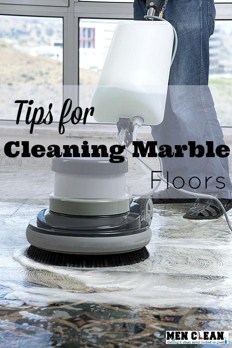 Marble Floor Cleaning Tips Menclean