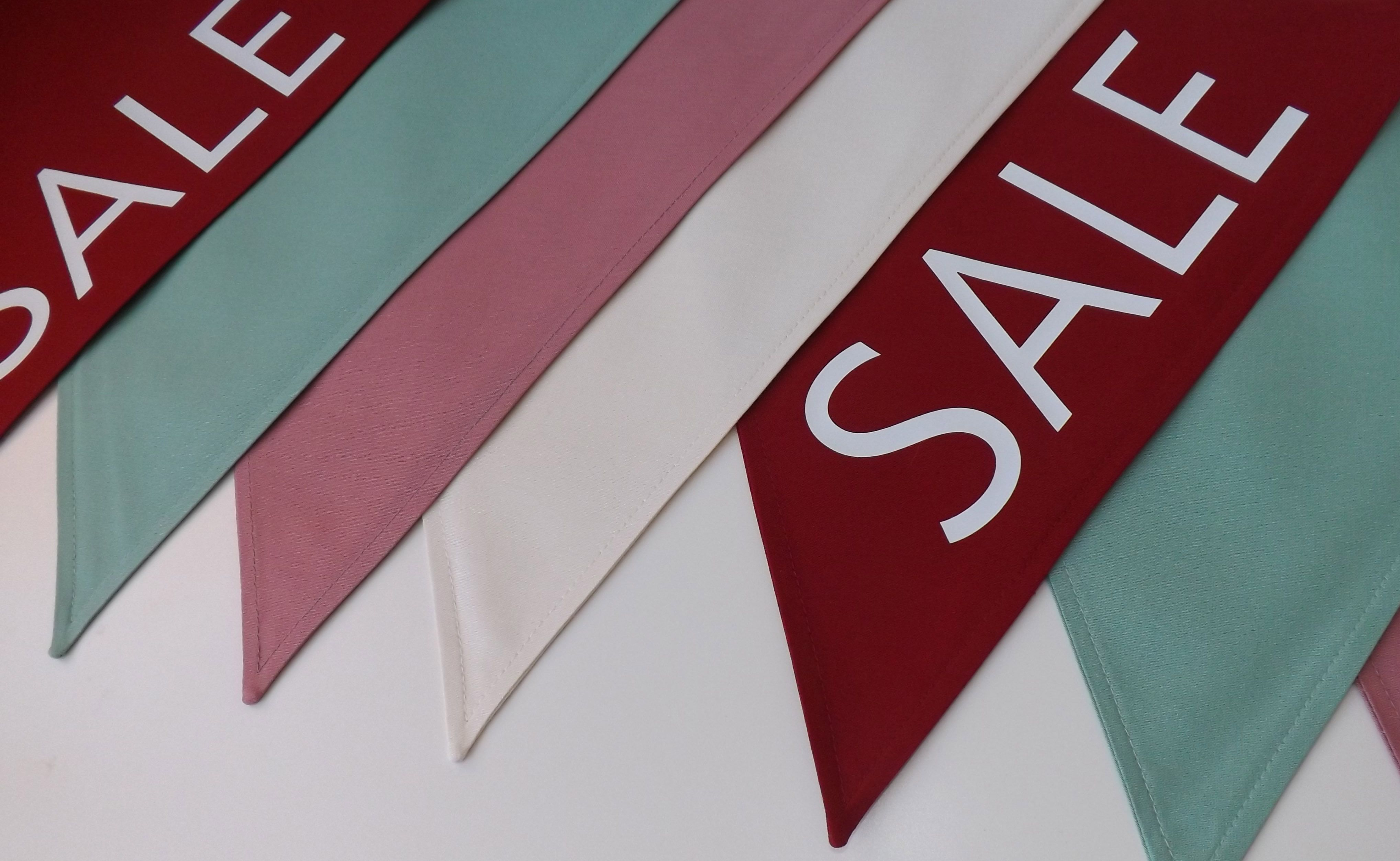 Bunting For Business. Custom/bespoke bunting for a VERY upmarket UK ...
