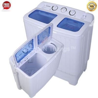 Washing Machine Cleaner and Dryer Apartment Washer Combo All In ...