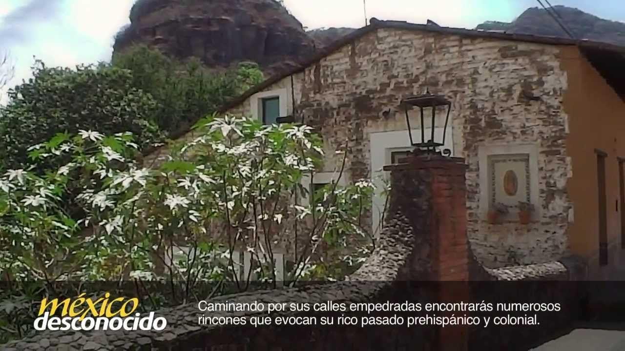 Malinaco: maravilla arqueológica y colonial del Estado de México