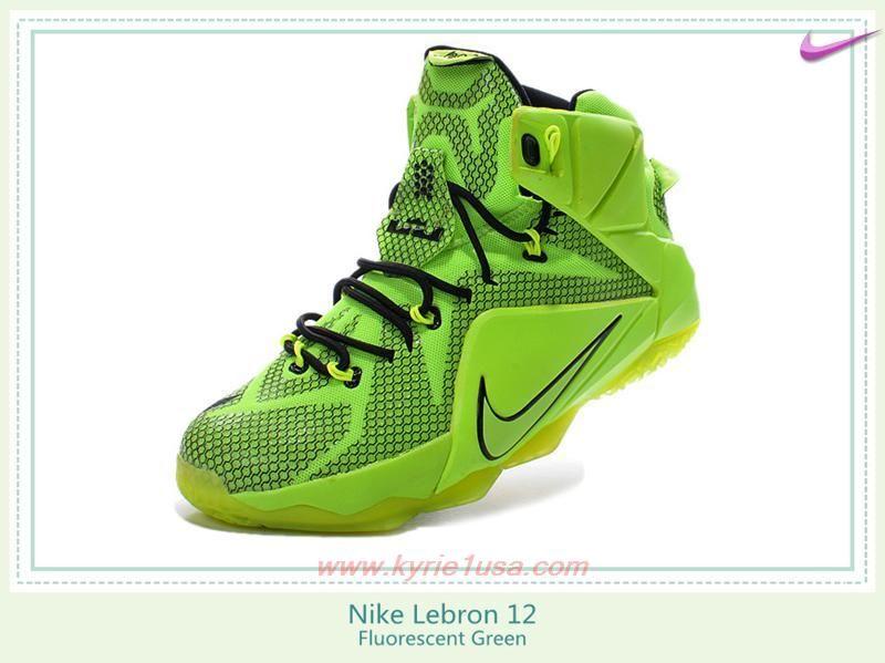 tenis de basket Nike Lebron 12 684593-601 Gym Vermelho/Branco-Carmesim  brilhante-Preto   sapatos Nike Lebron 12   Pinterest   Nike lebron