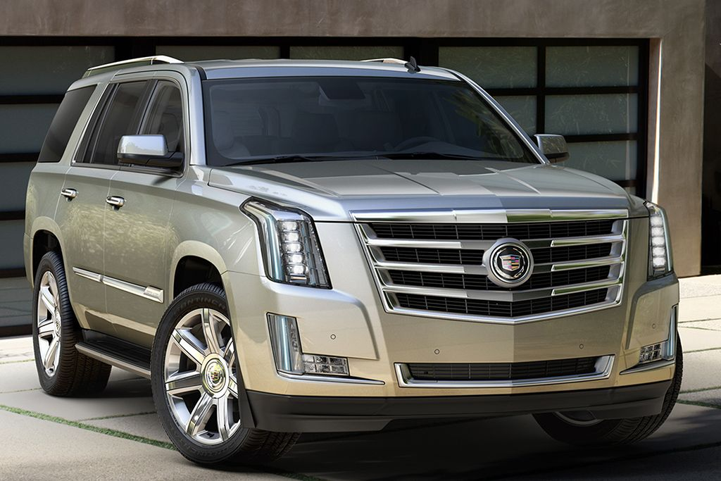 New SUVs Available With Second-Row Captain\'s Chairs - Autotrader ...