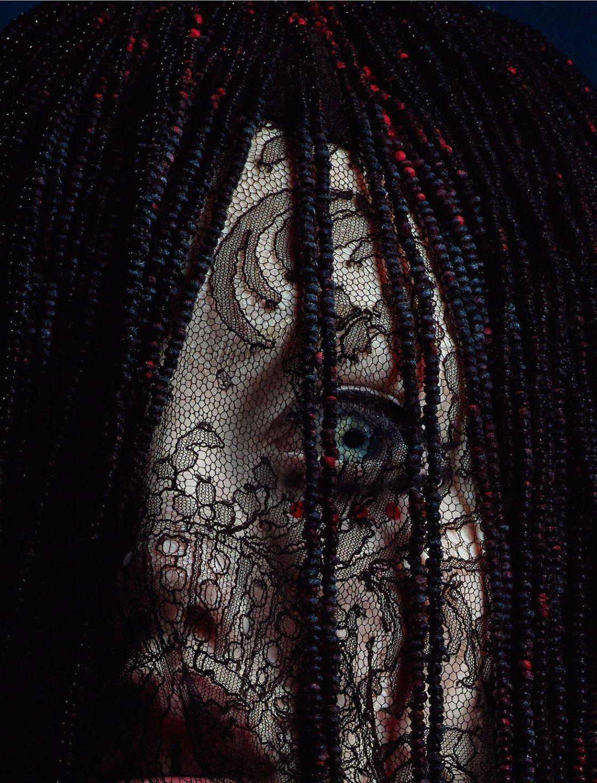 Lindsey Wixson by Matthew Stone.