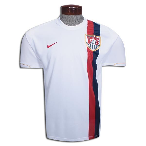 bdece128fe6 USA Away Jersey - 2006 World Cup