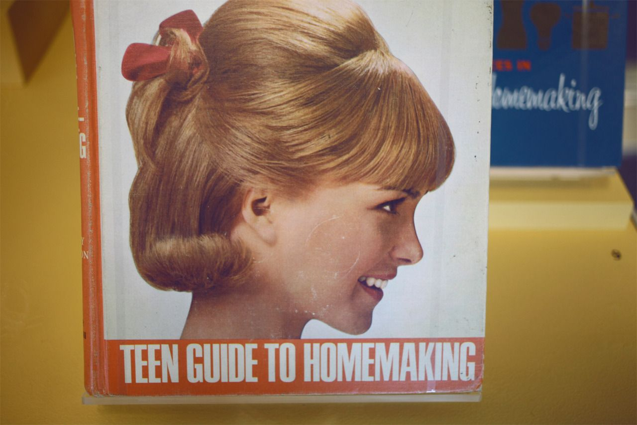 Teen guide to homemaking confirm